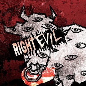 「RIGHT EVIL」 A-type【初回限定盤】